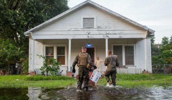 water damage restoration help